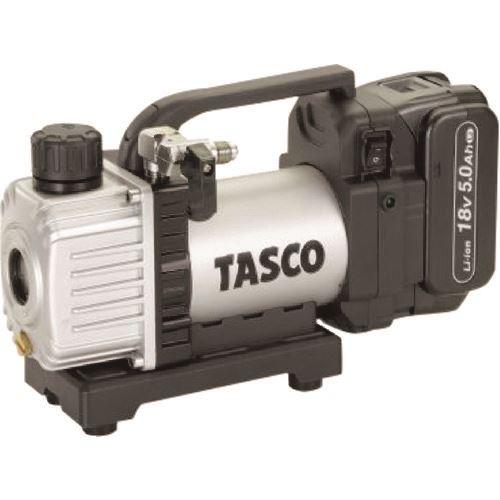 ■タスコ 省電力型ウルトラミニ充電式真空ポンプ〔品番:TA150ZPC-N〕[TR-1447982]