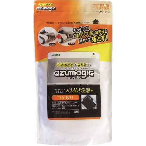 ■AZUMA CH890 アズマジックコゲ取り用つけおき洗剤 24個入 〔品番:632786〕[TR-1448261×24]