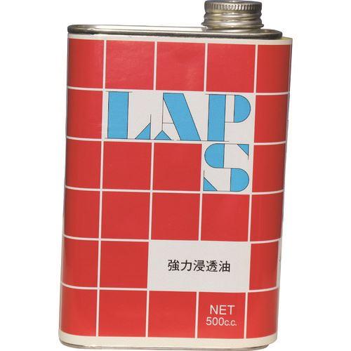 ■ニチモリ LAP-Sオイル 500CC 24缶入 〔品番:1110039130〕[TR-1449879×24]【個人宅配送不可】