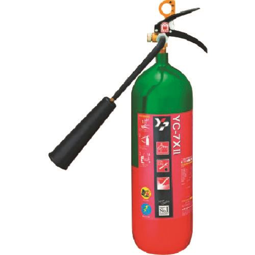■タスコ 二酸化炭素消火器〔品番:TA999BB〕[TR-1451200]