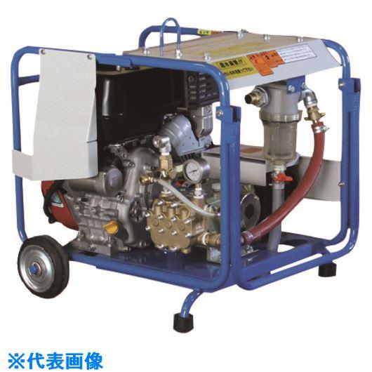 ■有光 高圧洗浄機エンジンタイプ TRY-4100ES〔品番:TRY-4100ES〕[TR-1451454 ]【送料別途お見積り】
