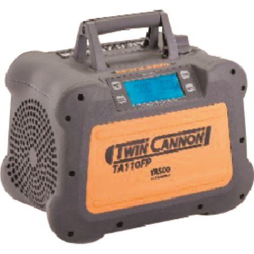 ■タスコ フルオロカーボン回収装置〔品番:TA110FP〕[TR-1454308]【個人宅配送不可】
