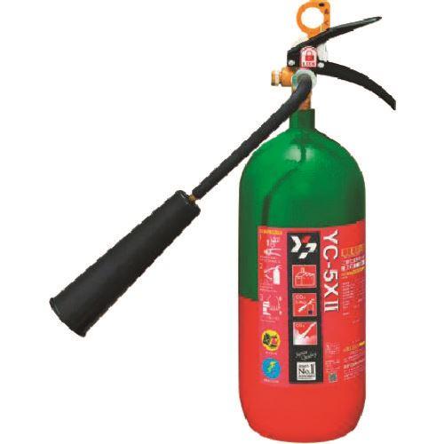 ■タスコ 二酸化炭素消火器〔品番:TA999BA〕[TR-1457216]