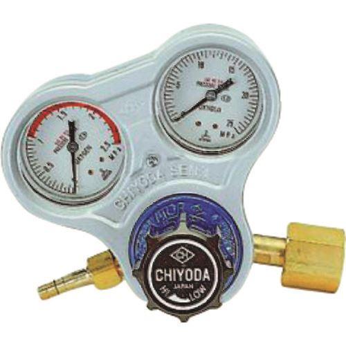 (株)イチネンTASCO ガス調整器  ■タスコ 酸素調整器(関東形)〔品番:TA380AC-2〕[TR-1457805]