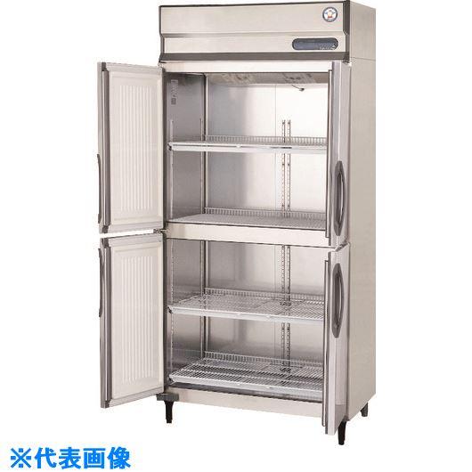 ■福島工業 業務用タテ型冷蔵庫〔品番:URD-186FMD3〕[TR-1460581]【個人宅配送不可】