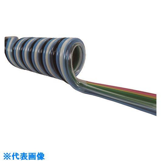 ■チヨダ 耐水性マルチスパイラル 6mm/使用範囲1960mm〔品番:8-MES-6-30S〕[TR-1460592]