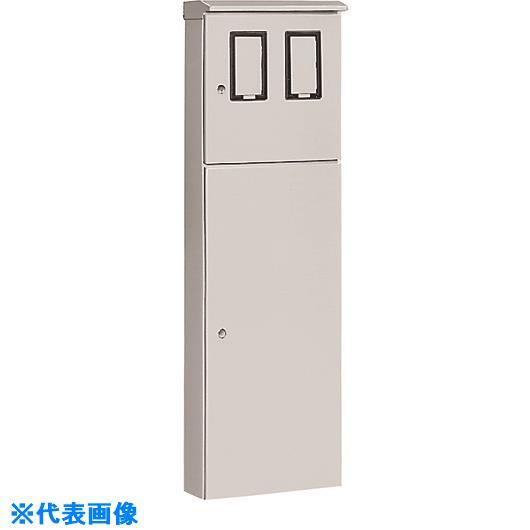 ■Nito 日東工業 ステンレス引込計器盤キャビネット SOMS-25B 1個入り〔品番:SOMS-25B〕[TR-1461257]【個人宅配送不可】