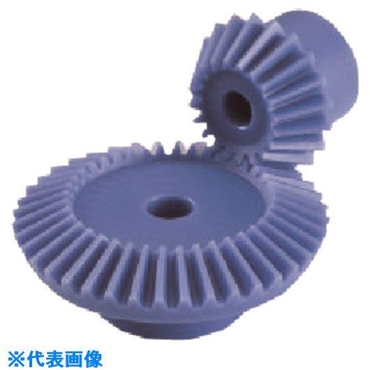 ■KHK プラスチックかさ歯車PB2.5-4515  〔品番:PB2.5-4515〕[TR-1463512]
