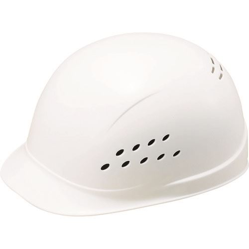 ■タニザワ 軽作業用帽バンプキャップ 白《40個入》〔品番:143-N-W8-J〕[TR-1465161×40]