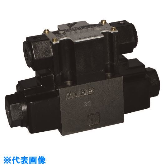 ■ダイキン 低ワット型電磁操作弁  〔品番:LS-G02-3CA-30〕外直送[TR-1465590]