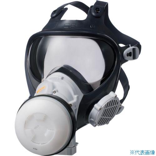 ■シゲマツ 電動ファン付き呼吸用保護具 SY185-H(M)〔品番:SY185-H-M〕[TR-1467830]