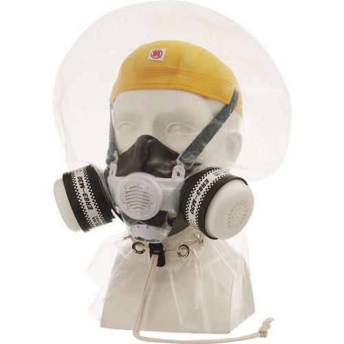 ■シゲマツ 避難用ろ過式呼吸用保護具 ER83-M30〔品番:ER83-M30〕[TR-1467834]