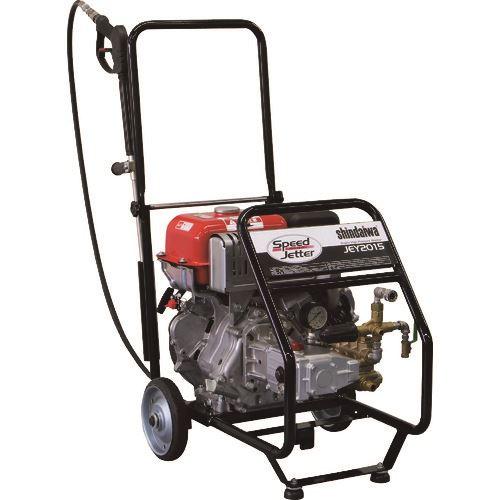 ■新ダイワ エンジン高圧洗浄機〔品番:JEY2015〕[TR-1469942]【大型・重量物・個人宅配送不可】