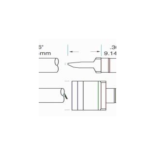 ■メトカル Metcal MFR-1110・2210シリーズ チップカートリッジ 〔品番:RCP-BL3〕[TR-1472319]