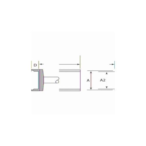 ■メトカル Metcal MXシリーズ チップカートリッジ 〔品番:SMTC-1154〕[TR-1473901]