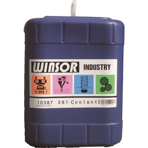 ■旭 水溶性切削油添加剤 C-381 ペール缶  〔品番:C-381-PL〕[TR-1475914]