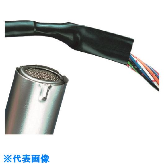 ■パンドウイット 熱収縮チューブ PVC 収縮前内径25.4MM  〔品番:HSTTP100-QY〕[TR-1478961]