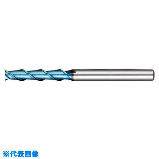 ■NS アルミ専用エンドミル(DLCコーティング、5倍刃長タイプ)〔品番:AL5D-2DLC-12〕[TR-1481306]
