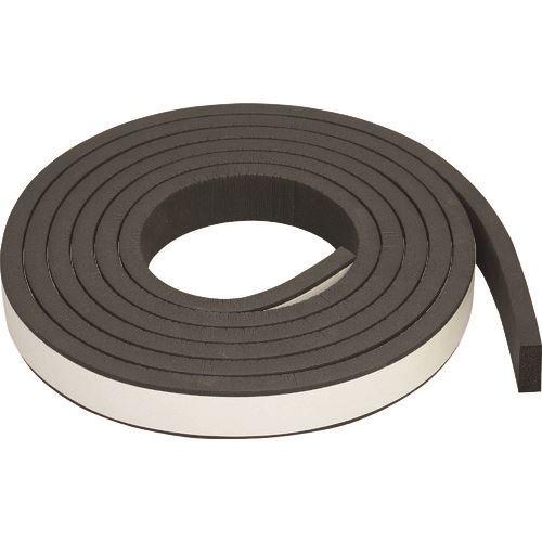 ■緑十字 高機能スキマテープ(シャッター用) 50MM幅×6M 厚み:20MM EPDM  〔品番:246085〕[TR-1481331]