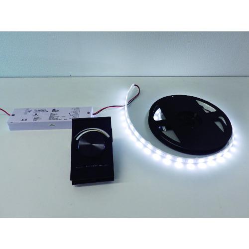 ■トライト LEDテープライトW/D 3M巻 無線調光器セット  〔品番:TLVDT3-10P-3-RF〕[TR-1489845]