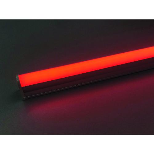 ■トライト LEDシームレス照明 L600 赤色  〔品番:TLSML600NARF〕[TR-1489855]