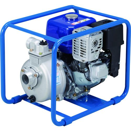 ■ツルミ 排水用エンジンポンプ 口径80MM  〔品番:TE5-80AG〕[TR-1492617]【個人宅配送不可】