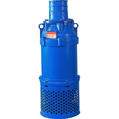 ■ツルミ 一般工事排水用水中ポンプ 50HZ 口径200MM 三相200V〔品番:KRS822L-51〕[TR-1492786][送料別途見積り][法人・事業所限定][直送元]