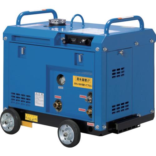 ■ツルミ 高圧洗浄機 エンジンシリーズ(防音タイプ)〔品番:HPJ-5ESMA〕[TR-1492852]【個人宅配送不可】