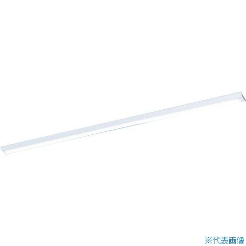 ■PANASONIC 一体型LEDベースライトIDシリーズ 110形直付型Iスタイル 5000LM 昼白色 非調光  〔品番:XLX850NENCLE9〕[TR-1494794]【大型・重量物・個人宅配送不可】