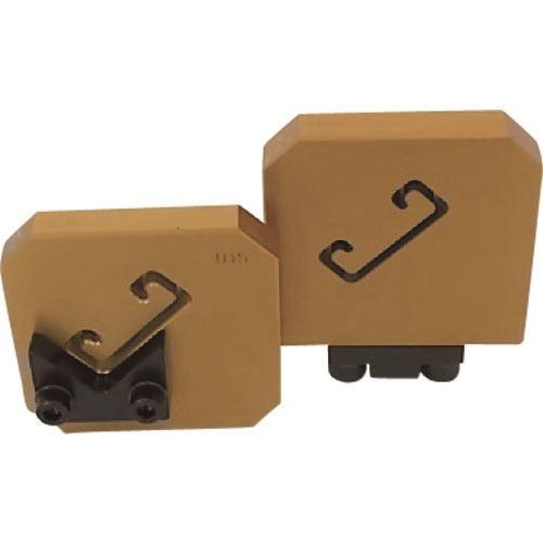 ■ダイア CP-40用D-15・SD-15移動・固定カッターセット  〔品番:CP-40XX10/11〕[TR-1520228]【個人宅配送不可】