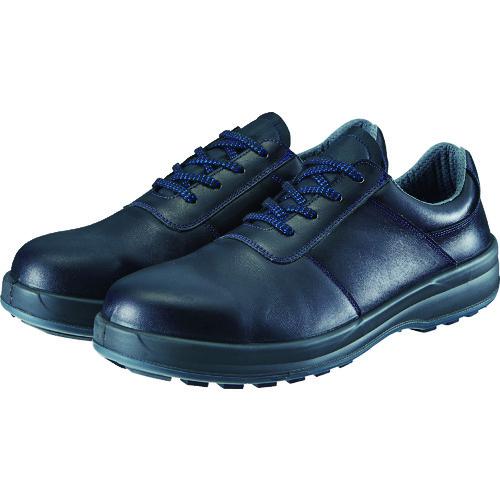 ■シモン 安全靴 短靴 8511黒 24.5cm〔品番:8511N-24.5〕[TR-1524950]
