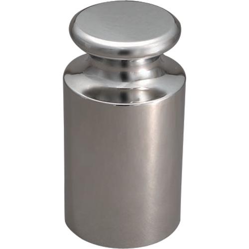 ■VIBRA OIML型円筒分銅(非磁性ステンレス) 2KG F1級  〔品番:F1CSO-2K〕[TR-1528237]