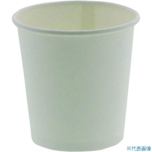 ■HEIKO ペーパーカップ 3オンス ホワイト《30束入》〔品番:004536003〕[TR-1528889 ]【送料別途お見積り】
