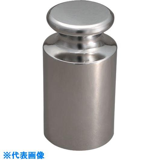 ■VIBRA OIML型円筒分銅(非磁性ステンレス) 500G F2級  〔品番:F2CSO-500G〕[TR-1529883]