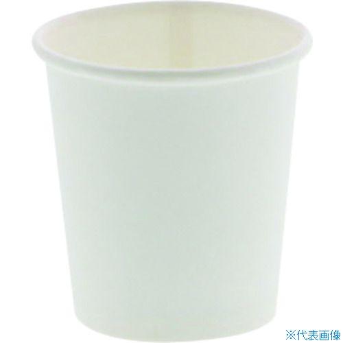 ■HEIKO ペーパーカップ 1オンス ホワイト《30束入》〔品番:004536001〕[TR-1530363 ]【送料別途お見積り】
