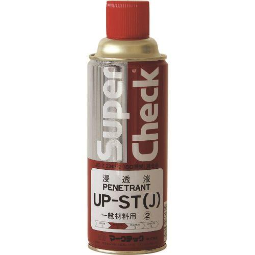 ■MARKTEC スーパーチェック 浸透液 UP-ST(J) 450型 12本入 〔品番:C001-0011000〕[TR-1533445×12]