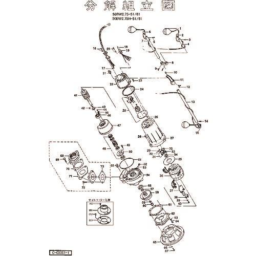 【再入荷】 ?ツルミ キャブタイヤケーブル(完)X30M   〔品番:801-00149684-9〕[TR-1539544]【送料別途お見積り】:ファーストFACTORY-DIY・工具