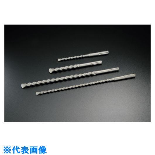 ■ユニカ SDS-MAXビット ロング35.0X540mm〔品番:SDSMAXL35.0X540〕[TR-1542127]