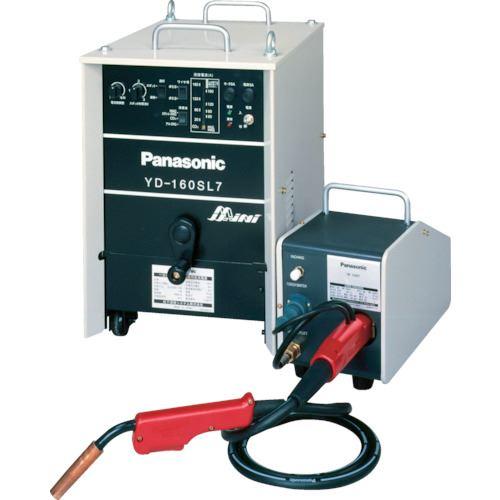 ■パナソニック CO2半自動溶接機〔品番:YM-190SL7〕[TR-1543287]【個人宅配送不可】
