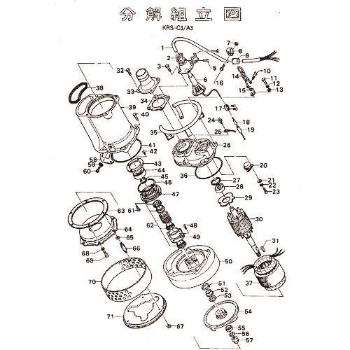 ■ツルミ キャブタイヤケーブル(完)X10M  〔品番:801-00150822-9〕外直送[TR-1543604]【送料別途お見積り】