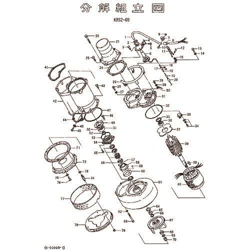 ■ツルミ キャブタイヤケーブル(完)X8M  〔品番:801-00151519-9〕[TR-1544061]【送料別途お見積り】