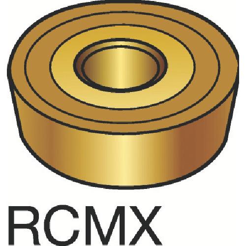 ■サンドビック T-MAX P 旋削用ポジ・チップ 235 235 10個入 〔品番:RCMX〕[TR-1555430×10]【個人宅配送不可】