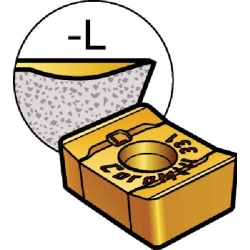 ■サンドビック コロミル331用チップ H13A H13A 10個入 〔品番:N331.1A-115008H-WL〕[TR-1564846×10]
