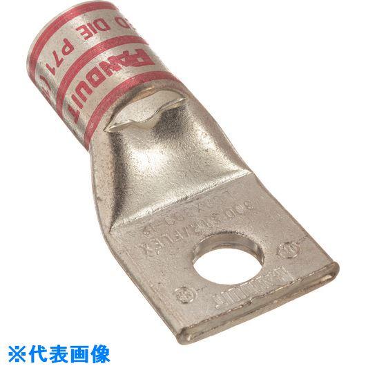 ■パンドウイット 銅製圧縮端子 1穴 電線サイズ 300 KCMIL 取付穴サイズ 135MM LCAX300-12-6  〔品番:LCAX300-12-6〕[TR-1573973]