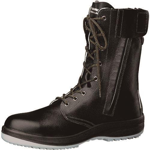 ■ミドリ安全 超耐滑安全靴 HGS330FNブラック静電 25.5CM  〔品番:HGS330FNS-25.5〕[TR-1575068]