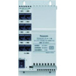 ■PANASONIC MMポート用SWHUB(1G)  〔品番:WTJ8501K〕掲外取寄[TR-1575131]