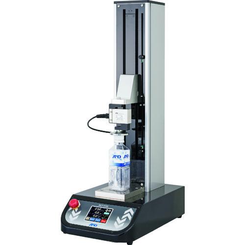 ■A&D 卓上型引張圧縮試験機(フォーステスター) MCT-2150  〔品番:MCT-2150〕[TR-1575431]【大型・重量物・個人宅配送不可】