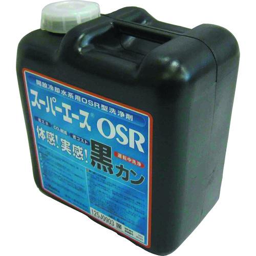 ■BBK 中和不要OSR型スライム洗浄剤 スーパーエースOSR  〔品番:KRT-OSR〕[TR-1575731]