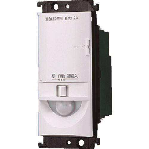 ■Panasonic ワイドトイレ壁取付熱線センサSW〔品番:WTK1274WK〕[TR-1576786]