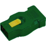■PANASONIC ハーネスキャップ(接地コン用)グリーン 10個入 〔品番:WFA4451G〕[TR-1576807×10]